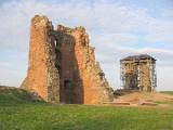 Консервацию башен Новогрудского замка планируется завершить в ближайшие пять лет