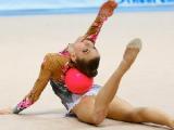 Белоруска Любовь Черкашина заняла 5-е место на этапе Кубка мира по художественной гимнастике