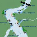 Вода в большинстве рек Беларуси прогрелась до 15-17 градусов