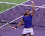 Виктория Азаренко вышла в третий круг теннисного турнира в Мадриде