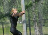 Белоруска Оксана Менькова – спортсменка месяца в Европе
