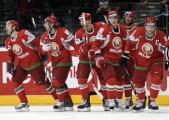 Новополоцкая хоккейная школа получит Br25 млн. за победный гол Андрея Костицына в матче с Австрией