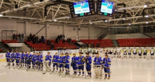 Сборная Беларуси разгромила Австрию в стартовом матче за выживание в элите чемпионата мира по хоккею