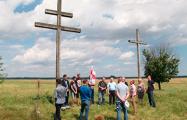 На Лидчине активисты почтили память повстанцев 1863 года