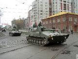 Движение транспорта в Минске 9 мая будет частично ограничено