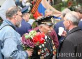 Милиция рекомендует приходить заранее на праздничные гуляния в честь Дня Победы