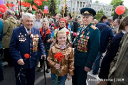В Беларуси празднуют День Победы