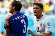 Суарес не поможет больше Уругваю: форварда временно отстранили от футбола за укус соперника