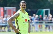 Ибрагимович будет получать в «Манчестер Юнайтед» 220 тысяч фунтов в неделю