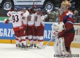 Сборная Чехии стала бронзовым призером 75-го чемпионата мира по хоккею