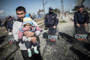 Российские военные сняли с себя ответственность за кризис с беженцами в Европе