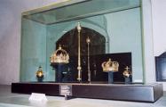 В Швеции из собора похитили королевские короны