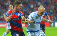 Лига Европы: Минское «Динамо» обыграло «Викторию»