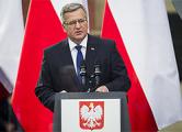 Президент Польши поддержал ввод миротворцев ООН в Украину