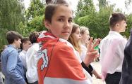 В Куропатах задержали общественного активиста Илариона Трусова
