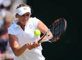 Ольга Говорцова выбыла из парного турнира на открытом чемпионате Франции по теннису
