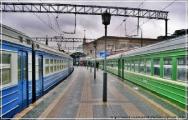 Меняется график движения поездов