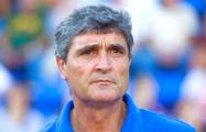 Экс-тренер «Реала» провел тренировку брестского «Руха»