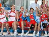 Белорусские баскетболистки заняли третье место на турнире в Испании