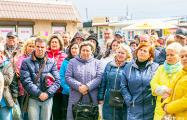 Как в Гродно предприниматели протестовали