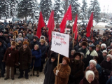 В Гомеле готовят митинг на тему обнищания народа
