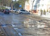 Брестчане требуют наказать чиновников за разбитые дороги