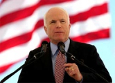 Маккейн будет говорить о Беларуси в Сенате США