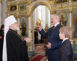 Александр Лукашенко: берегите мир и спокойствие