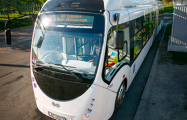 Новые электробусы начали перевозить минчан