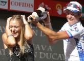 Белорусский велосипедист Константин Сивцов поднялся на 43-е место в мировом рейтинге
