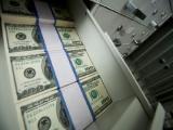 Белорусы забирают деньги из банков