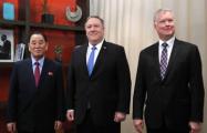 Трамп и Помпео встретились с посланником из КНДР