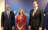 Президенты Сербии и Косово публично выступили за изменение границ