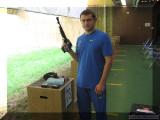 Сергей Мартынов выиграл этап Кубка мира по пулевой стрельбе в Мюнхене