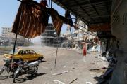 Сирийская авиация разбомбила пекарню «Исламского государства»