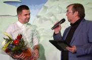 Минский писатель Саша Филиппенко получил «Русскую премию»