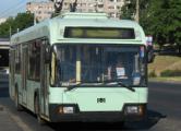Минским троллейбусам не хватает водителей