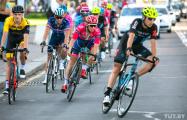 Польский велосипедист отдал победу белорусу на финише «Гран-при Минска»