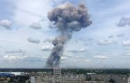 Взрывы на заводе в российском Дзержинске: новые подробности