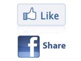 """""""Лайк"""" вытеснит с Facebook кнопку-конкурента"""