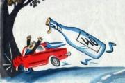 Пьяный водитель «Ягуара» разбил в Минске 6 машин