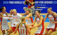 Белорусские баскетболистки обыграли россиянок на чемпионате Европы