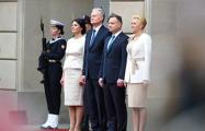 Президент Литвы прибыл с первым зарубежным визитом в Польшу