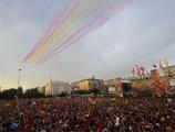 Футболисты Испании выиграли молодежный чемпионат Европы