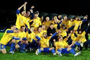 Борисовский БАТЭ сохраняет лидирующую позицию в чемпионате Беларуси по футболу