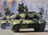 Репетиция парада парализовала Минск (Фото)