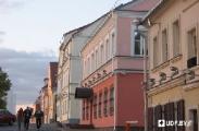 Пешеходные зоны откроются в Верхнем городе исторического центра Минска в 2013 году