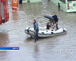В Минске снова потоп (Фото)