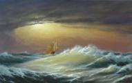 Пейзажи и натюрморты Дмитрия Евсеенко будут представлены на персональной выставке в Гомеле