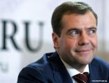 Медведев приказал включить свет